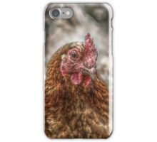 HDR chicken case iPhone Case/Skin