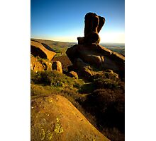 Ramshaw Rocks Photographic Print