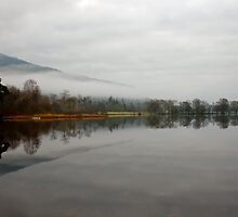 loch ard trossachs national park by allan76