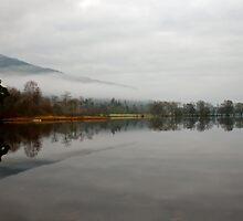 loch ard trossachs national park by allan76