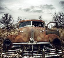 This old dark machine by tjdewey