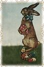 Easter Bunny by Denise Abé