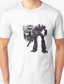 Glowing Optimus T-Shirt