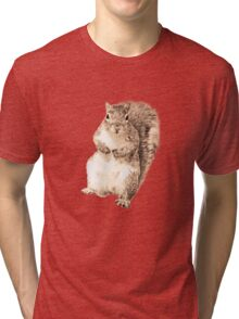 Squirrel t-shirt Tri-blend T-Shirt