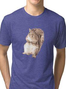 Squirrel t-shirt Tri-blend T-Shirt