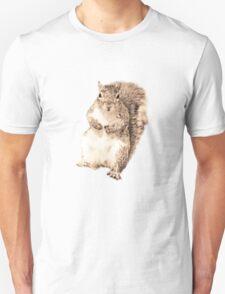 Squirrel t-shirt Unisex T-Shirt
