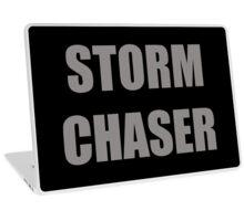 Storm Chaser Laptop Skin