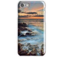 Fantail Bay Last Light iPhone Case/Skin