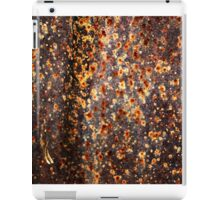 """Fireflies Annual Convention"" (rust abstract) iPad Case/Skin"
