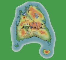 Tasmania's Australia Kids Clothes