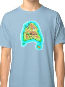 Tasmania's Australia Classic T-Shirt