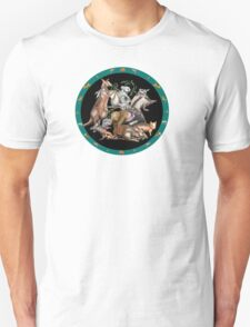 Australian fauna plate T-Shirt