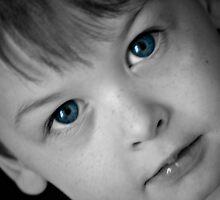 Eyes of Blue by toshiaanderson