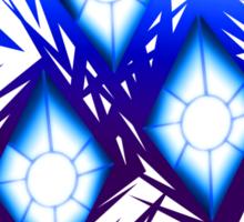 Shards of Rarity's Cutiemark Sticker
