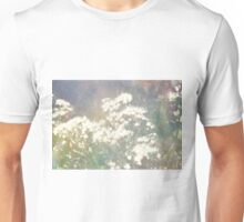 flower textured Unisex T-Shirt