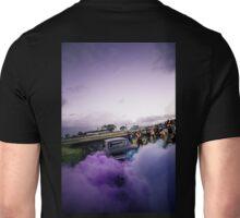UCSMOKE Tread Cemetery Burnout Unisex T-Shirt