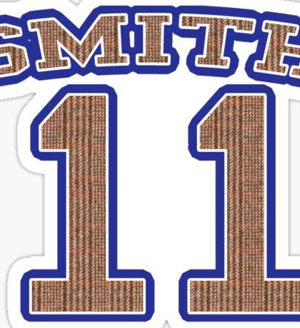 Team Smithy! Sticker