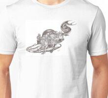 Sketch Inspired by Piranesi T-Shirt
