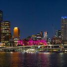 Purple Brisbane by Ian Fraser