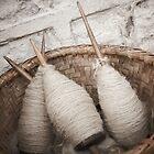 Spinning a Yarn by EveW