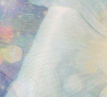 Flower bluedifil Sticker