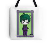 Jhase 'Purple Rain' Tote Bag