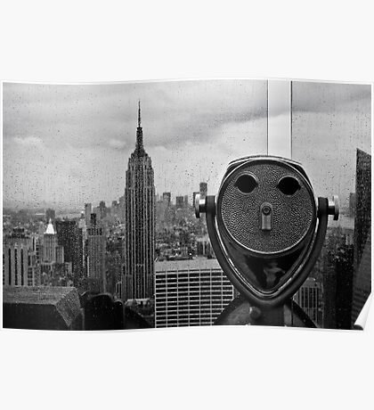 Empire State Building #2 Poster