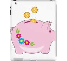 Piggy Bank iPad Case/Skin