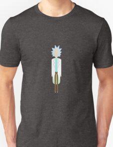 Minimalist Rick T-Shirt