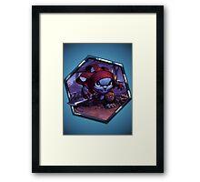 Little Rengar Framed Print