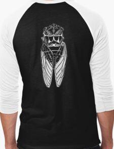 Cicada-back Men's Baseball ¾ T-Shirt