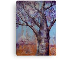 Happy Blossoms Canvas Print