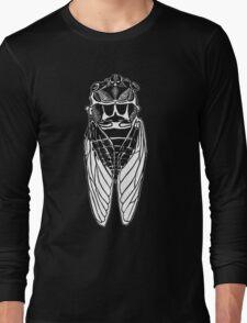 Cicada-front Long Sleeve T-Shirt