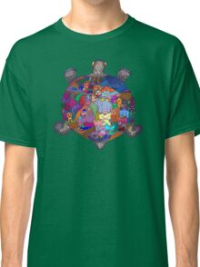 Turtle Tattoo Classic T-Shirt