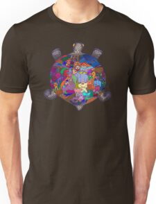 Turtle Tattoo T-Shirt