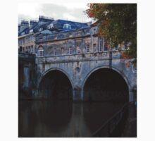 Pulteney Bridge- Color One Piece - Long Sleeve