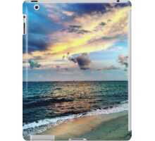 Canouan Island Beach Time Goodness iPad Case/Skin