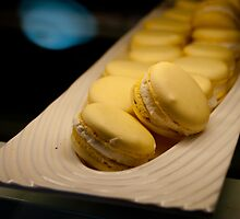 Lemon Macarons by Gary Chapple