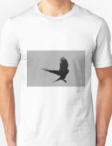 Isaiah 40:31 - But they that wait upon the LORD shall renew [their] strength; they shall mount up with wings as eagles; they shall run, and not be weary; [and] they shall walk, and not faint. T-Shirt