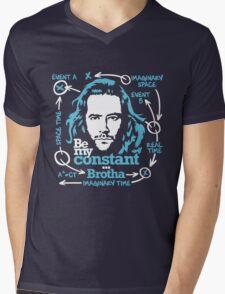 Be my constant brotha Mens V-Neck T-Shirt