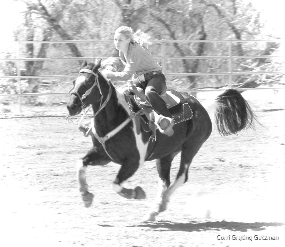 Riding to Win by Corri Gryting Gutzman