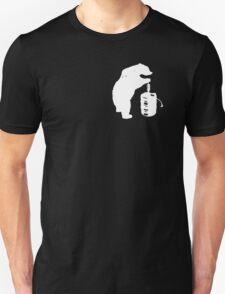 Bear and Beer Keg T-Shirt