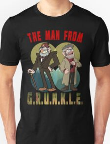 The Man From G.R.U.N.K.L.E. T-Shirt