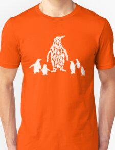 Penguin Family T-shirt T-Shirt