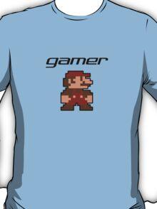 Gamer - Mario T-Shirt