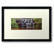 Journey to the Lagoon Framed Print