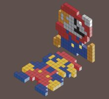 Mario Tetris by pdgraphics