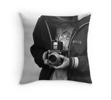 Hasselblad Throw Pillow