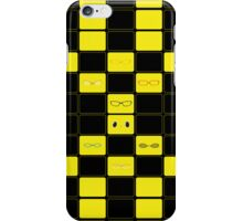 We See The Truth - TV Grid iPhone Case/Skin
