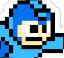 Gamer - Megaman Sticker